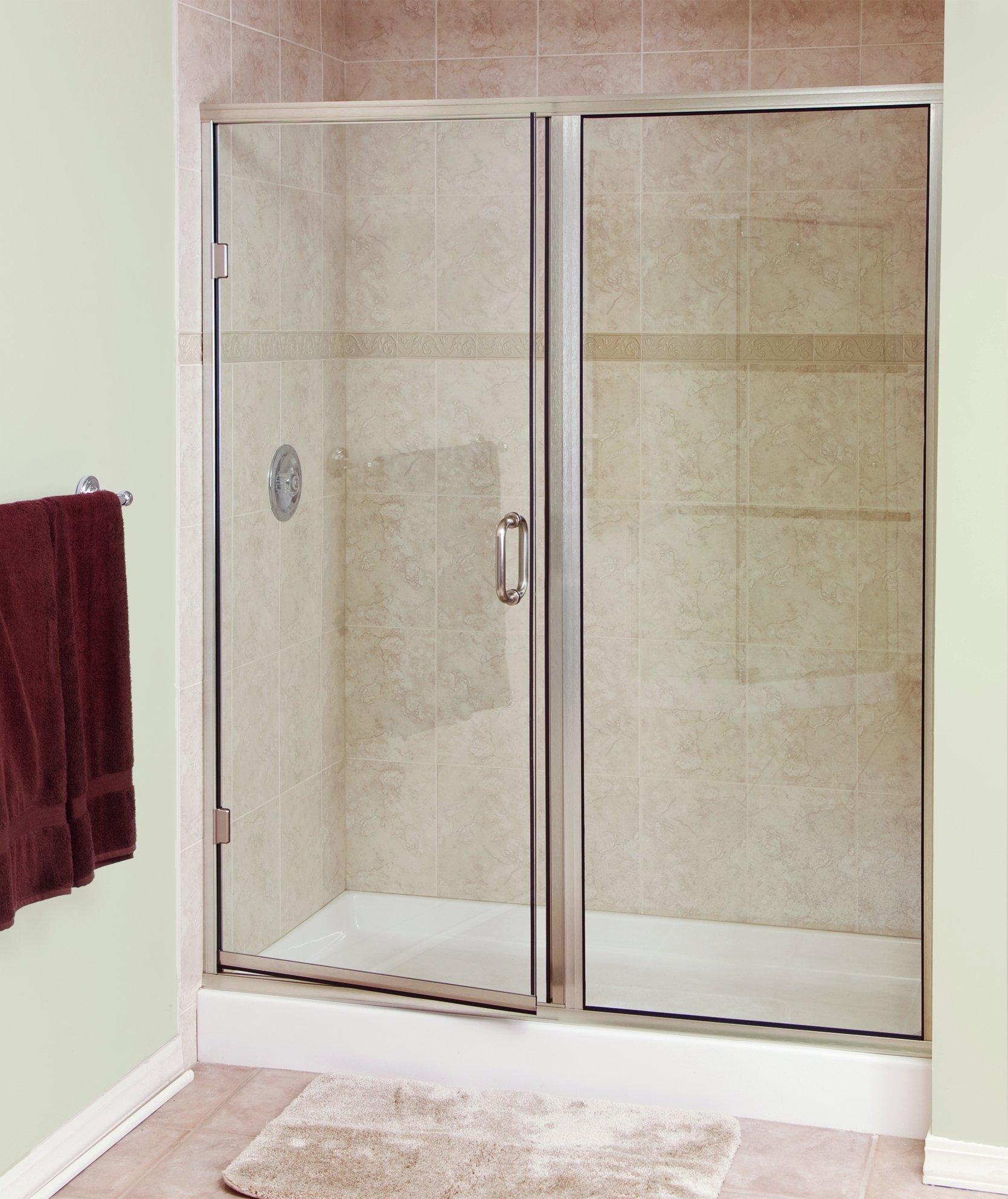 Showe Doors Amp Aston Completely Frameless Tub Height